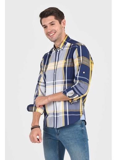 UCLA Gömlek Sarı